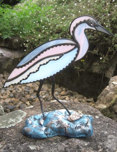 Crane-pink